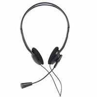 Headset voor PC 2 x 3,5mm plug