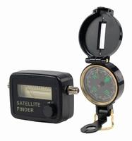 Satfinder kit met kompas enz.
