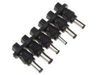 Adapter pluggen set 6stuks
