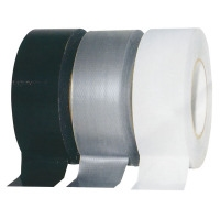 Stage tape gaffa 50mm x 50m.wit