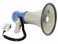 Megafoon 25Watt + sirene