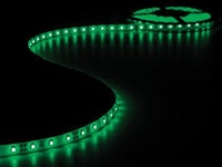 Led strip 5mtr groen 300 led's 12Vdc