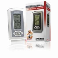 Weerstation LCD+ hygrometer