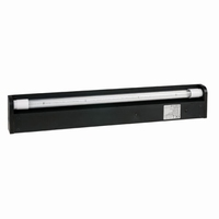 Blacklight LED-UV armatuur 60cm.