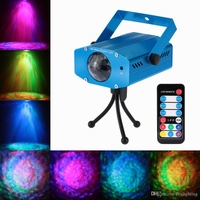 LED Water effect-lamp 3W.