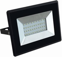 Led straler30Watt warm-wit