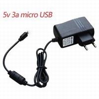 Micro USB-Lader 240Vac 3.0 Amp.