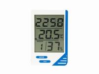 Thermo Hygrometer + klok