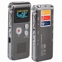 Voicerecorder MP3 8Gb