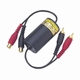 Groundloop isolator RCA