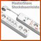 Master-Slave + Overspan. Tafeldoos 8V