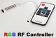 RGB Led minicontroller met RF afstand bed.