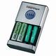 Batterij lader voor 1-4 x AA/AAA