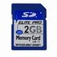 SD Geheugen card 2GB