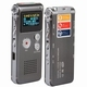 Voicerecorder MP3 8Gb